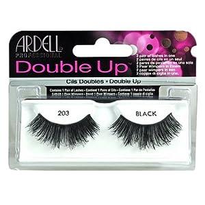 Ardell Double Up False Eyelashes Black