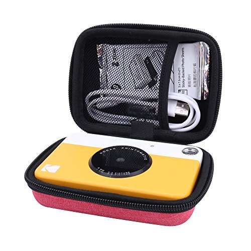 Valigia scatola borsa custodie per kodak printomatic fotocamera di stampa istantanea per zink 2x3