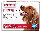 Beaphar FIPROtec Spot on Medium Dog 3 Pipettes