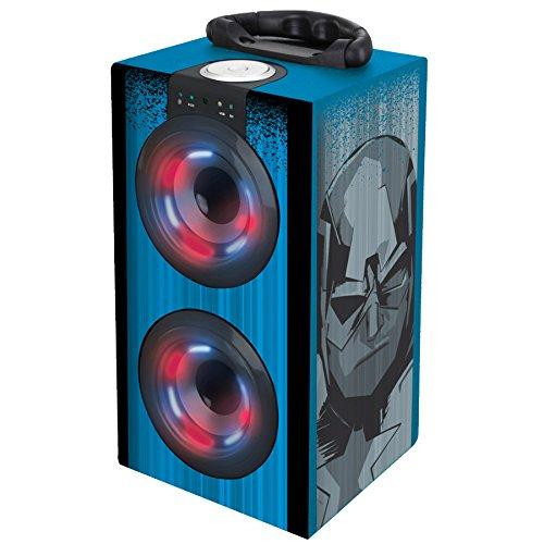 Lexibook BT600AV - Avengers Mini Bluetooth Turm, Lautsprecher Avengers Cd-player
