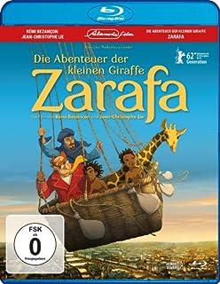 Die Abenteuer der kleinen Giraffe Zarafa [Blu-ray]