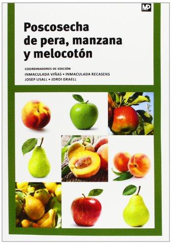 Poscosecha de pera, manzana y melocotón por GEMMA ECHEVERRIA CORTADA
