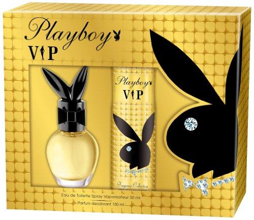 Playboy VIP EdT 30ml und DBS 150ml Women, 1er Pack (1 x 27 g) -
