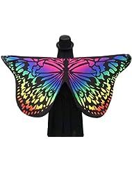 Bufanda mujer Sannysis Estolas Alas de mariposa (Color)