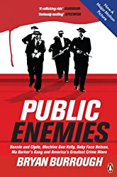 Public Enemies [Film Tie-in]: The True Story of America's Greatest Crime Wave by Bryan Burrough (2008-08-28)