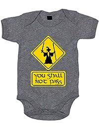 Body bebé El Señor de los Anillos señal ...