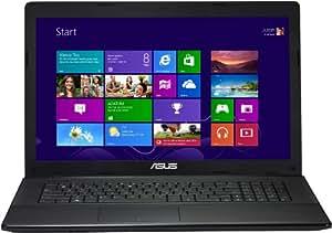 ASUS X75A 17.3-inch Laptop (Black) - (Intel Core i3 2350M 2.3GHz Processor, 4GB RAM, 500GB HDD, DVDSM DL, LAN, WLAN, BT, Webcam, Integrated Graphics, Windows 8)