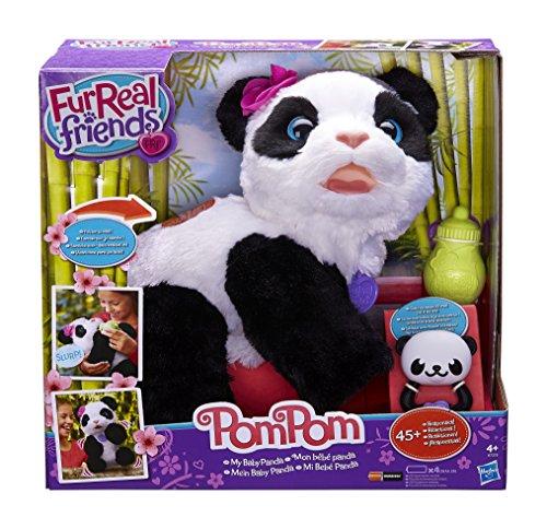 Furreal Friends - Peluche Pom Pom, mi bebé panda (Hasbro A7275EU4)