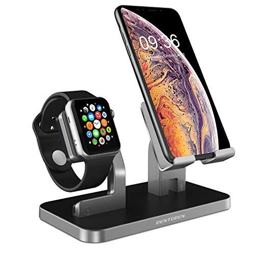 BENTOBEN iPhone 11 Dock, iPhone iWatch Halterung