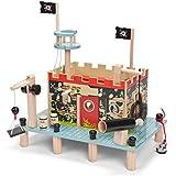 Le Toy Van TV342 Buccaneer's Pirate Fort
