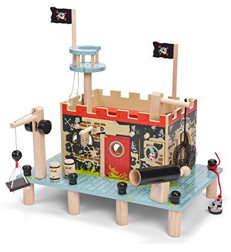 Preisvergleich Produktbild Le Toy Van TV342 Buccaneer's Pirate Fort