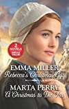 Rebecca's Christmas Gift and a Christmas to Die for (Hannah's Daughters)