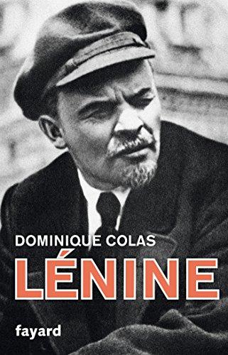 Lénine politique par Dominique Colas