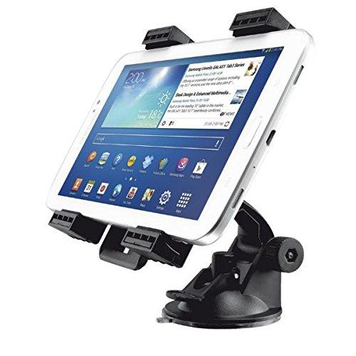 PC Hardware Store Sicher, verstellbare Tablet Halterung für den Kfz Kopfstützenhalterung KfZ Tablet Halterung für Tablets Universal noegr