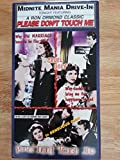 Please Don't Touch Me [VHS]