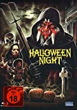 Halloween Night - Uncut - limitiertes Mediabook auf 333 Stück (+ DVD) - Cover B