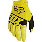 Gants De Vtt Fox Youth Dirtpaw Race Yellow