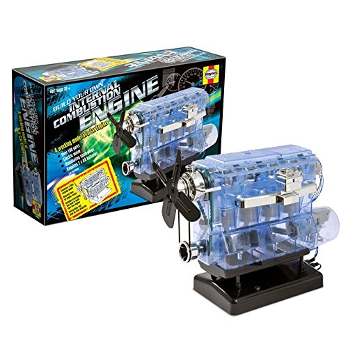 Haynes 4 Cylinder Combustion Engine