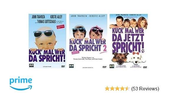 Kuck Mal Wer Da Spricht 1 3 Amazon De Travolta Alley