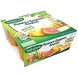 Blédina coupelles fruits pomme goyave ananas 4x100g dès 8 mois - ( Prix Unitaire ) - Envoi Rapide Et Soignée