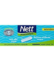 Nett Procomfort Tampon Digital Super Plus, 24 x 4 (96 Tampons)
