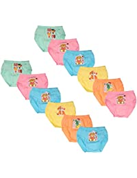 LUXCY Baby-Girls' Panties - Set of 12