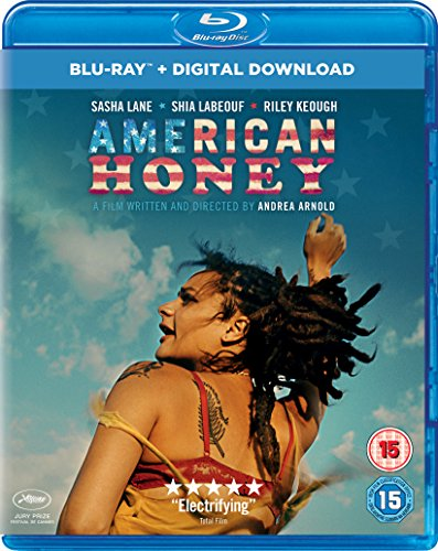 Bild von American Honey (Blu-ray + Digital Download) [2016] UK-Import, Sprache-Englisch