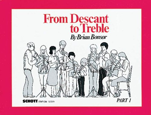 From Descant To Treble Bd1 - FlA