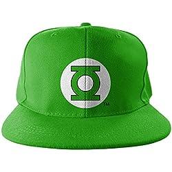 Gorra con logo de Green Lantern de Beisbol Ajustable
