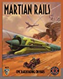 Mayfair Games MFG04601 - Brettspiele, Martian Rails