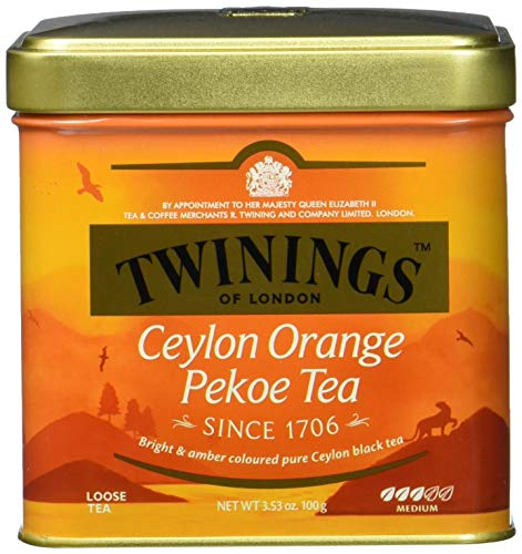 Twinings Ceylon Orange Pekoe Dose 100g, 6er Pack (6 x 100 g)