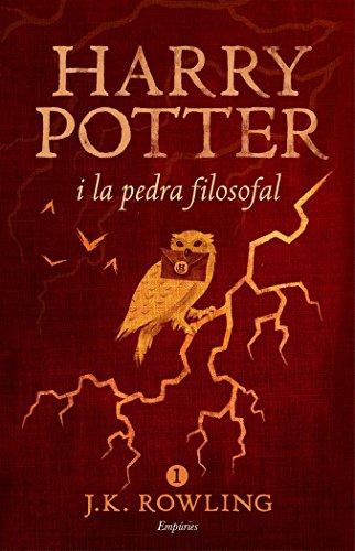 Harry Potter i la pedra filosofal (rústica) (SERIE HARRY POTTER)