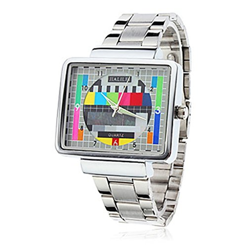 tv-robe-motif-yps-hommes-case-steel-band-wrist-watch-wth8314