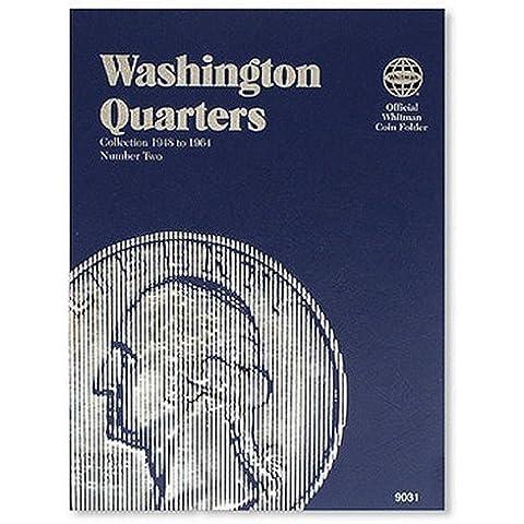 Washington Quarters: Book 2