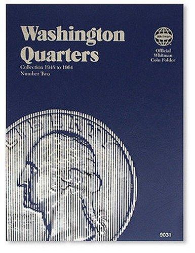 Coin Folders Quarters (Official Whitman Coin Folder) por Whitman Publish