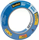 3 M Scotch-Nastro da pittore 2090, colore: blu, 60 yds. lungo .70-Inch by 60-Yard blu