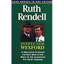 """Ruth Rendell Omnibus: Four Novels in One Volume - """"New Lease of Death"""", """"Best Man to Die"""", """"Wolf to the Slaughter"""", """"Put on by Cunning"""" No. 2 (Fiction omnibus)"""