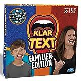 Hasbro Spiele C3145100 - Klartext Familien-Edition von Hasbro