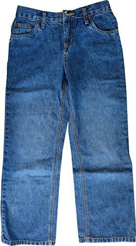 Jeans de 4Wards en Blue Stone Pierre Bleue