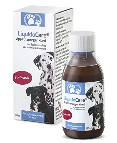 Papillon Liquido Care Appetitanreger für Hunde 180 ml