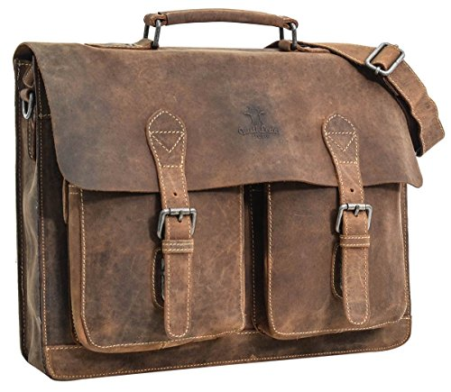"""Bicycle Handlebar Bag Gusti Leather Studio """"Marc"""" 15.6 for sale  Delivered anywhere in UK"""