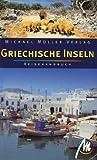 Griechische Inseln: Reisehandbuch mit vielen praktischen Tipps. - Peter Kanzler, Hans-Peter Siebenhaar, Gunter Schwab