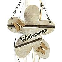 "Deko-Hänger ""Willkommensblüte"""