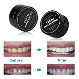 WINWINTOM Teeth Whitening Powder Natürliche Bio Aktivkohle Bambus Zahnpasta - 9