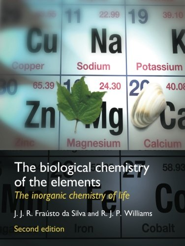 Pdf The Biological Chemistry Of The Elements The Inorganic