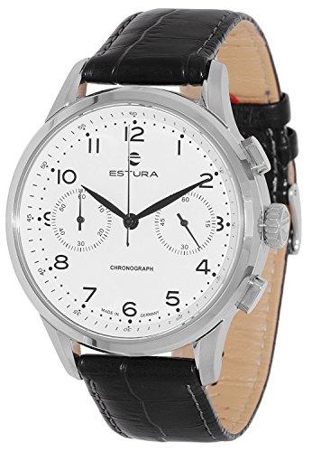 Estura Herren-Chronograph Mr. Matchpoint 5050-04