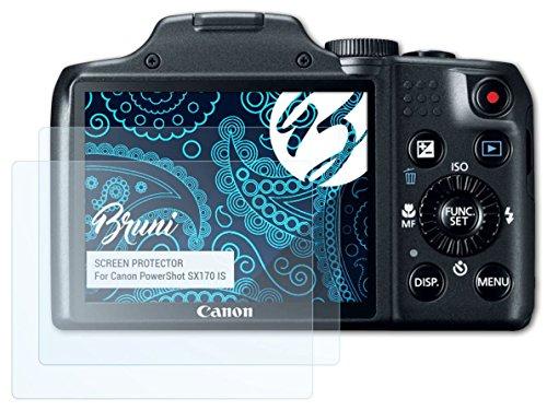 bruni-canon-powershot-sx170-is-folie-2-x-glasklare-displayschutzfolie-schutzfolie-fur-canon-powersho