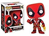 Funko 7492 - Deadpool, Pop Vinyl Figure 116 Deadpool Rubber Chicken