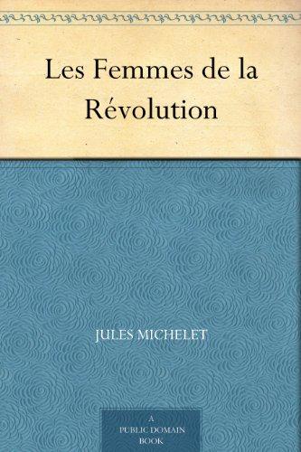 Couverture du livre Les Femmes de la Révolution
