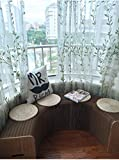 AlienTech Home Möbel softeating Modernes Design accordin Faltblätter Hocker Sofa Sessel Papier Entspannende Fuß Stool-Fashion Papier Design, Ideal für Schule, Küche, Wohnen & Esszimmer Braun